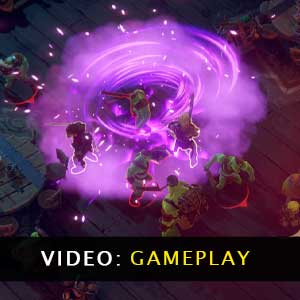 The Dungeon Of Naheulbeuk The Amulet Of Chaos Gameplay Video