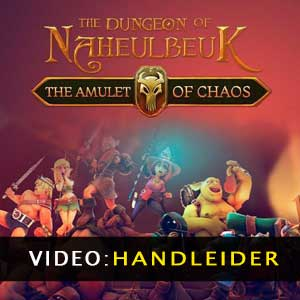 The Dungeon Of Naheulbeuk The Amulet Of Chaos Aanhangwagenvideo