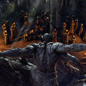 The Elder Scrolls Online Blackwood - Mehrunes Dagon Aanbidders