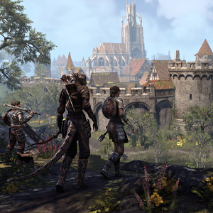 The Elder Scrolls Online Blackwood - Metgezellen