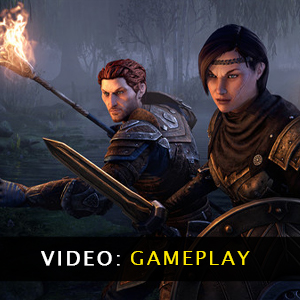 The Elder Scrolls Online Blackwood Video Gameplay