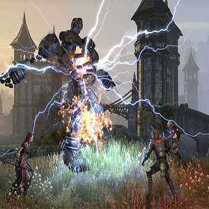 The Elder Scrolls Online Strijd
