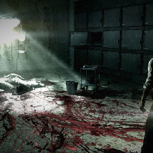 The Evil Within - Dead Zombie