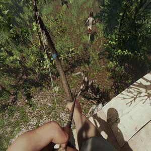 The Forest Pijl en boog