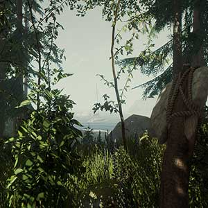 The Forest Ambachtelijke bijl