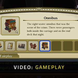 The Great Ace Attorney Chronicles Gameplay Video