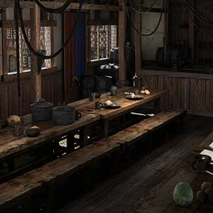 The Guild 3 Eetzaal