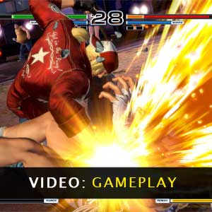 The King of Fighters 14 gameplayvideo