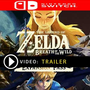 Koop The Legend of Zelda Breath of the Wild Expansion Pass Nintendo Switch Goedkope Prijsvergelijke