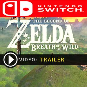 Koop The Legend of Zelda Breath of the Wild Nintendo Switch Goedkope Prijsvergelijke