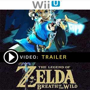 Koop The Legend of Zelda Breath of the Wild Wii U Download Code Prijsvergelijker
