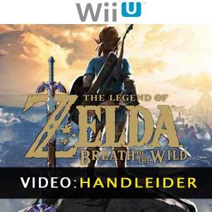 The Legend of Zelda Breath of the Wild Wii U - Videotrailer