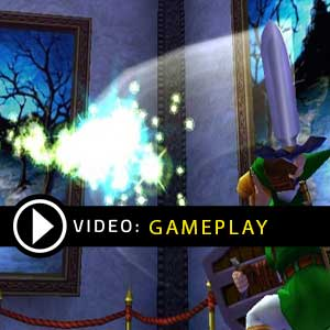 The Legend of Zelda Ocarina of Time 3D Gameplay Video