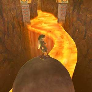 The Legend of Zelda Skyward Sword HD Nintendo Switch Tempel Op Aarde