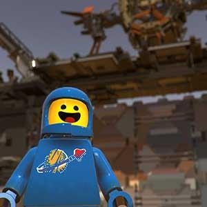 The LEGO galaxy