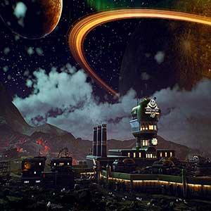 The Outer Worlds Landschap