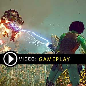 The Outer Worlds Gameplay Video