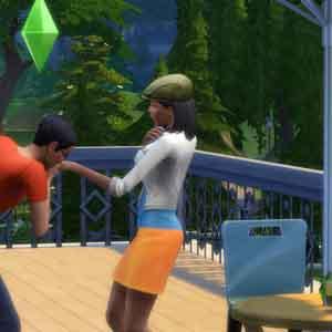 Sims 4 Socialiseren
