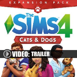 Koop The Sims 4 Cats and Dogs CD KEY Goedkoop Vergelijk de Prijzen