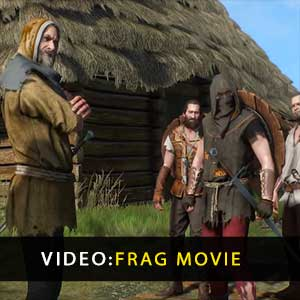 The Witcher 3 Wild Hunt Frag Movie Video