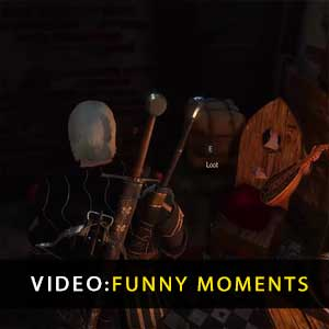 The Witcher 3 Wild Hunt Funny Moments Video