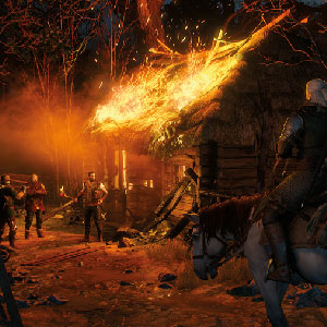 The Witcher 3 Wild Hunt Wereld