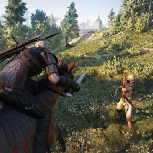 The Witcher 3 Wild Hunt Vijandelijke
