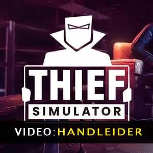 Thief Simulator Aanhangwagenvideo