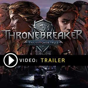 Koop Thronebreaker The Witcher Tales CD Key Goedkoop Vergelijk de Prijzen
