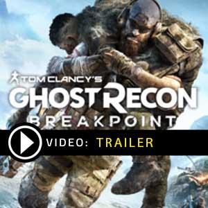 Koop Ghost Recon Breakpoint CD Key Goedkoop Vergelijk de Prijzen