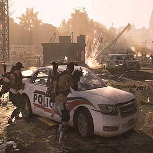 rescue the city