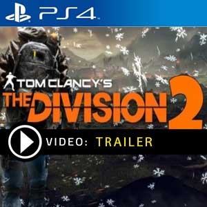 Koop The Division 2 PS4 Goedkoop Vergelijk de Prijzen