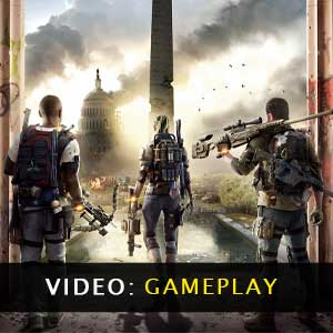 The Division 2-gameplay video