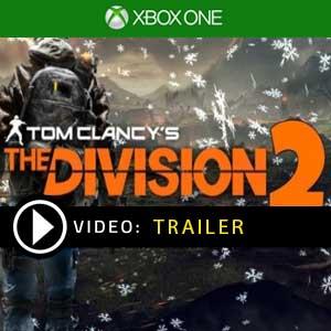 Koop Tom Clancy's The Division 2 Xbox One Goedkoop Vergelijk de Prijzen
