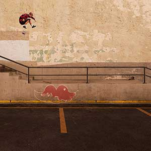Tony Hawk's Pro Skater 1+2 Trucs
