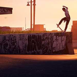 Tony Hawk's Pro Skater 1+2 Karakter