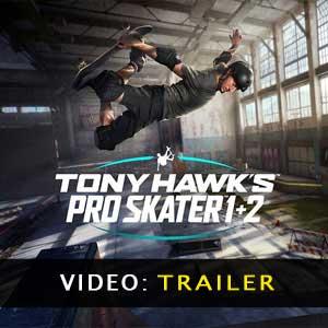 Tony Hawk's Pro Skater 1+2 Aanhangwagenvideo
