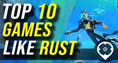 Top 10 Games als Rust