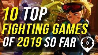 10 Top vecht games van 2019