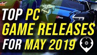 Top PC Game Uitgaven voor Mei 2019