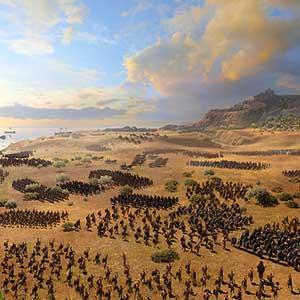 Total War Saga TROY Mythische Eenheden