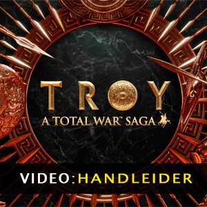 Total War Saga TROY Aanhangwagenvideo