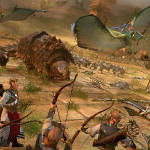 Total War Warhammer 2 - Gameplay Image