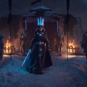 Total War Warhammer 3 Ice Queen van Kislev