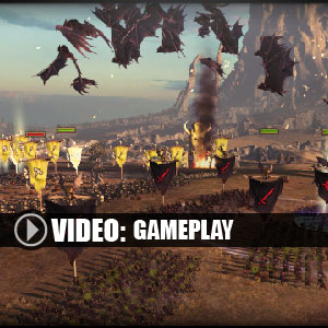 Total War Warhammer Gameplay Video
