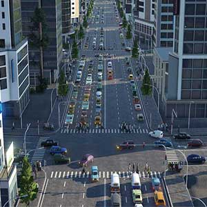 navigating transport routes