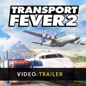 Koop Transport Fever 2 CD Key Goedkoop Vergelijk de Prijzen