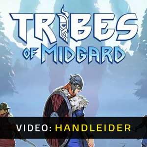 Tribes of Midgard Video-opname