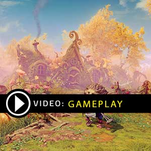 Trine 4 The Nightmare Prince Gameplay Video