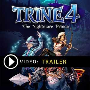Koop Trine 4 The Nightmare Prince CD Key Goedkoop Vergelijk de Prijzen